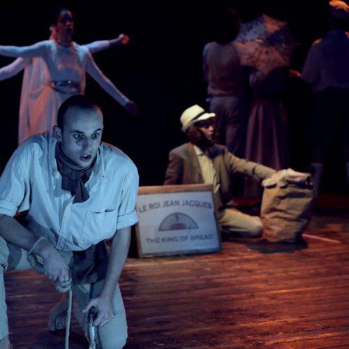 Theatre Academy in Rome Sofia Amendolea